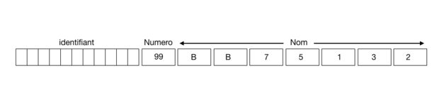 Figure 7 : un message Can de détection de train ou loco.
